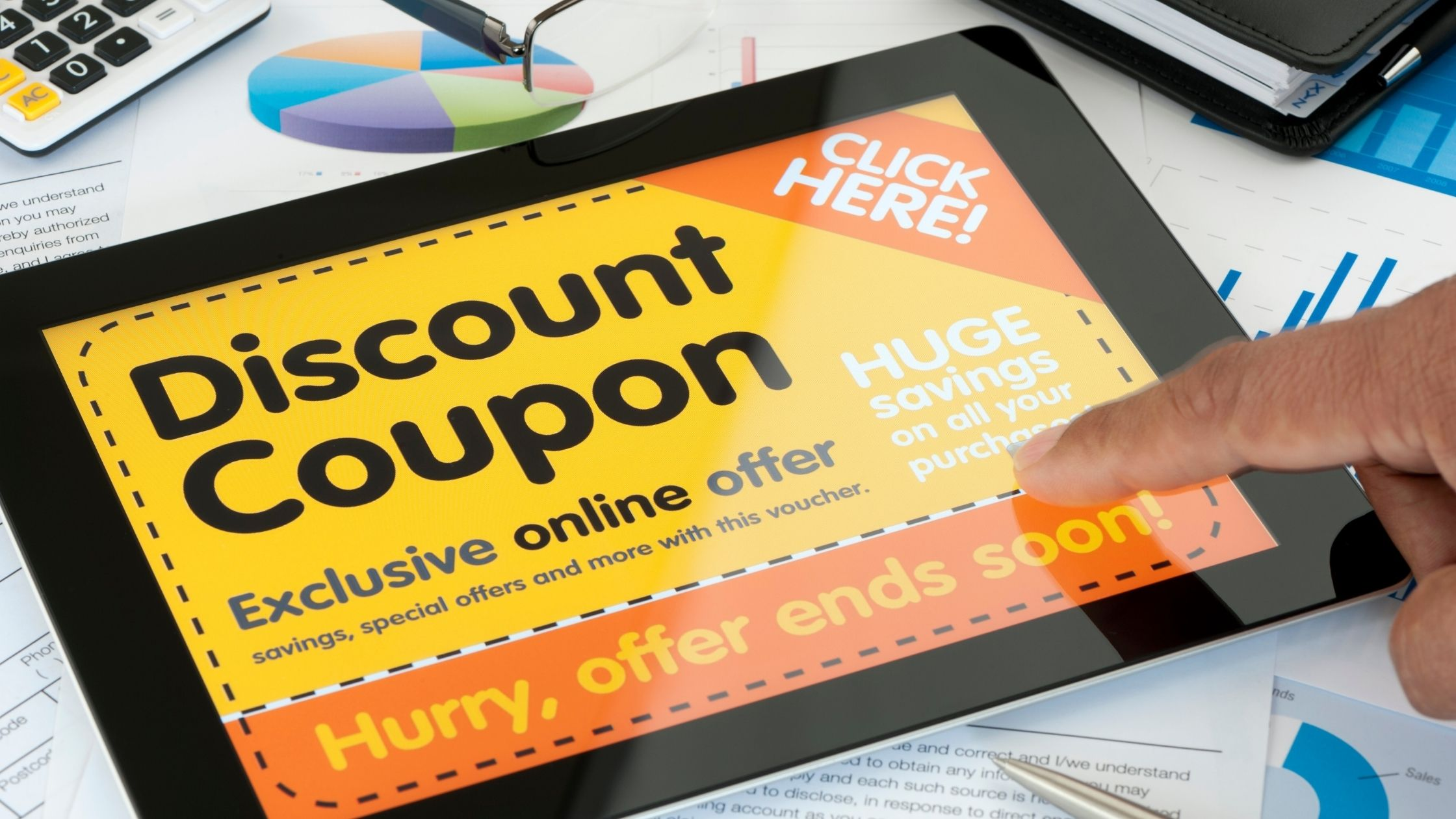 Boost your restaurant's revenue using coupons!